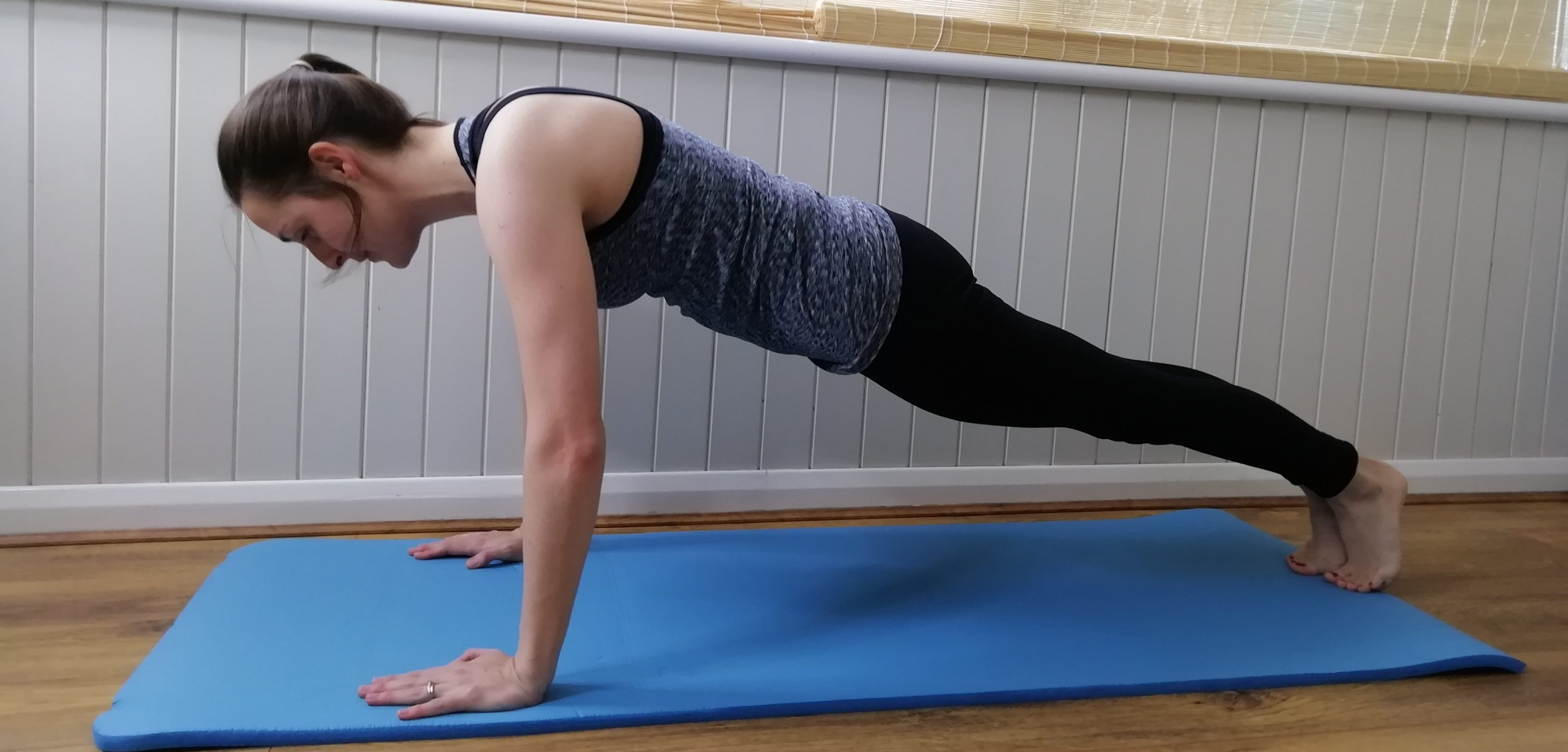 Press up position