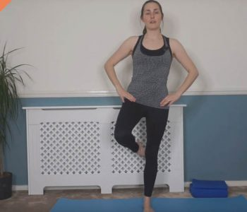 Pilates live standing and mat work Pilates