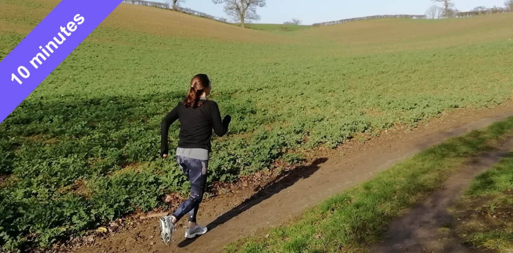 Pilates for runners – pre-run workout