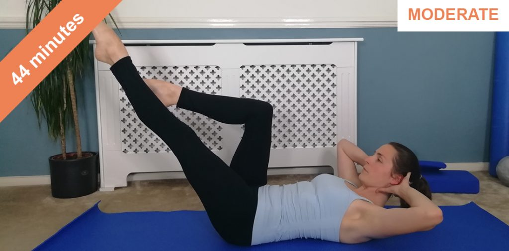 Core legs backs and glutes