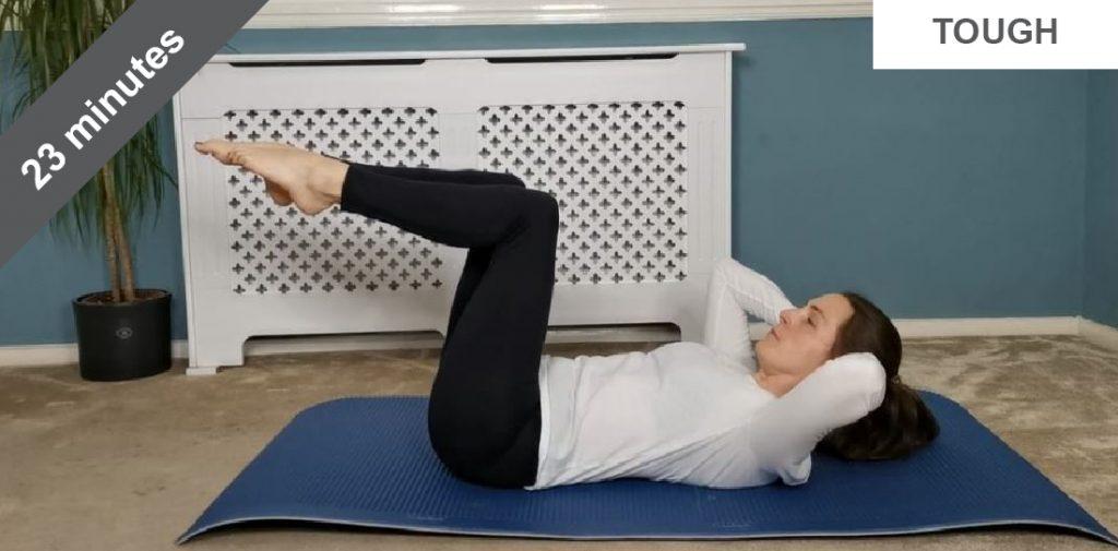 ab strength Pilates