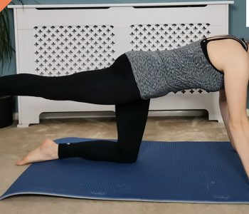 Strength and stability-pilates class